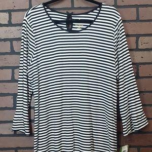 Kate Spade New York NWT striped dress
